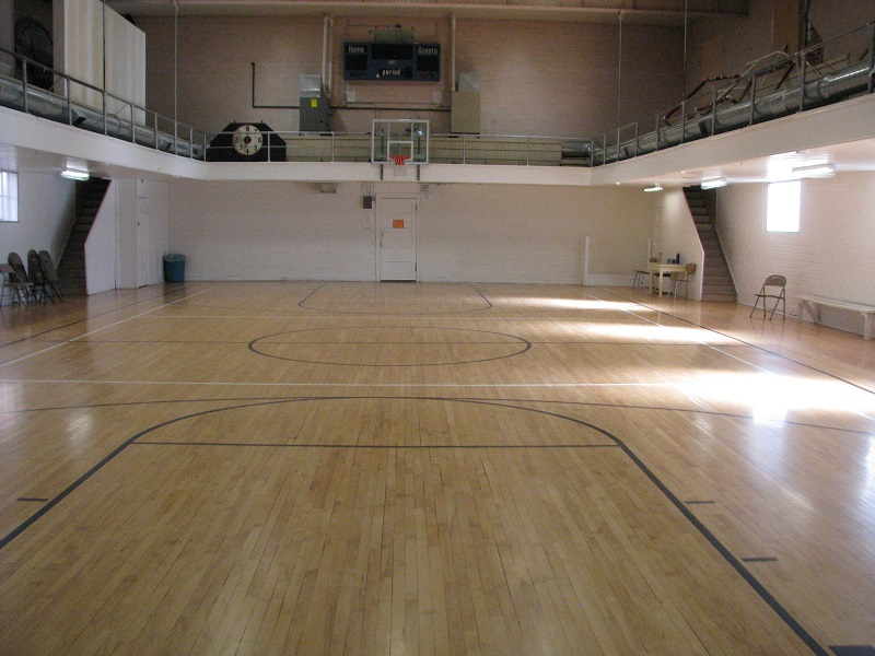Ursuline Center Gymnasium